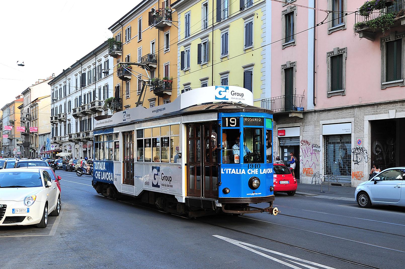 Sponsorizzazione Atm Milano