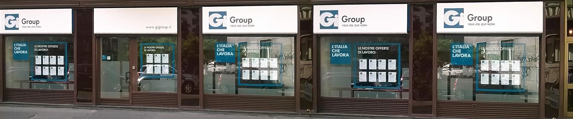 Gi Group - Filiali