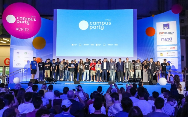 Siamo sponsor di Campus Party